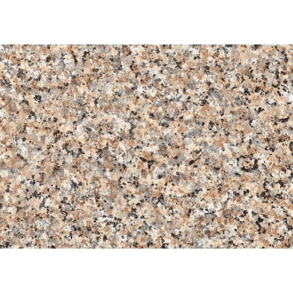 "Brewster T346-0181 Faux Stone 78-3/4"" Long Vinyl Adhesive Film - Set of Two - Brown Granite"