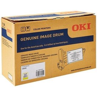 C610 Yellow Image Drum,Type C15 20K