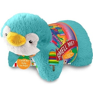 "Sweet Scented Pillow Pets 16"" Plush: Popsicle Penguin - multi"