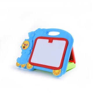 Link to Wonderplay Drawing Board Toy for Kids, Large Doodle Board Writing Board Painting Sketch Pad, Blue Similar Items in Learning & Educational Toys