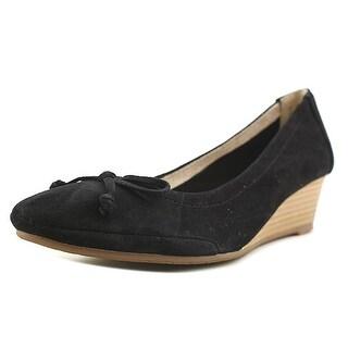 Hush Puppies Macie Katrina IIV Black Sandals