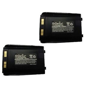 Engenius Freestyl2BA (2 Pack) Battery Pack Li-ion 3.7V/1100mAh