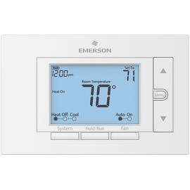 White-Rodgers UP310 7 Day Digital Programmable Thermostat
