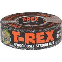 "T-REX 240998 Ferociously Strong Duct Tape, 17 Mils, 1.88"" x 35 Yd"