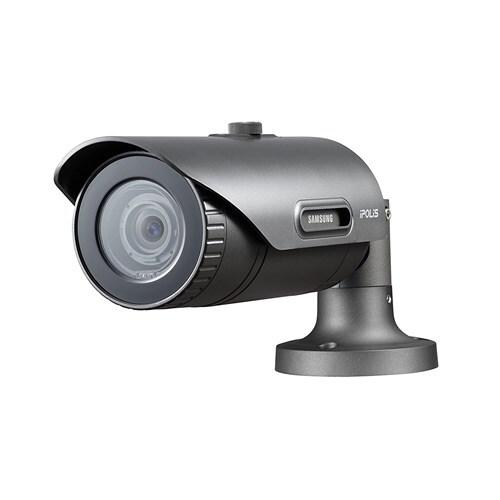 """Samsung B2B Network IR Bullet Camera - SNO-8081R Network IR Bullet Camera"""