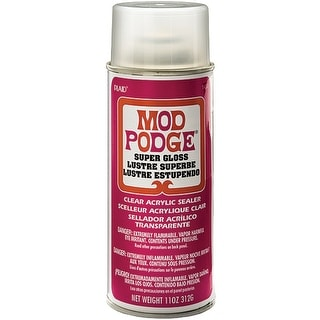 Mod Podge Super High Shine Spray-11oz