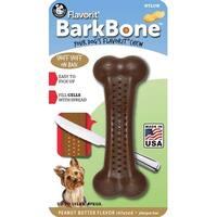 Pet Qwerks BarkBone Peanut Butter Small