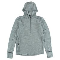 Nike Mens Therma Sphere Element Running Hoodie Heather Grey - Heather Grey - S