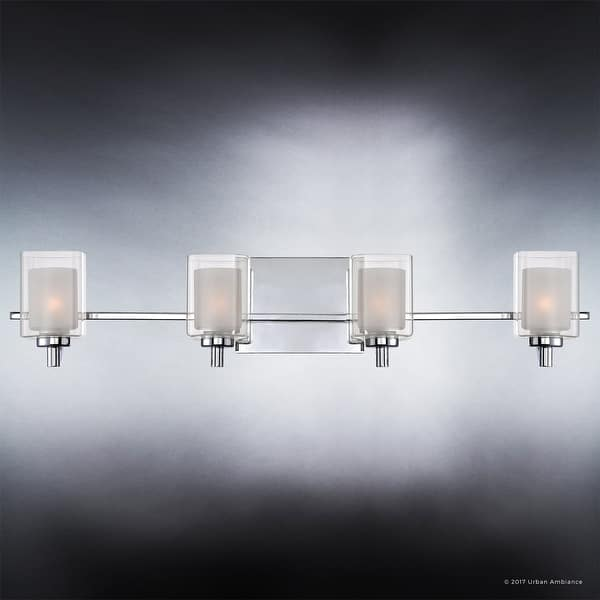 Shop Luxury Modern Bathroom Vanity Light, 6