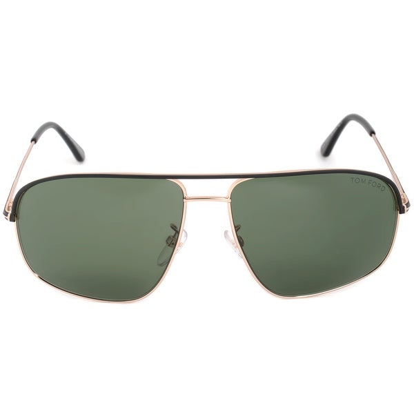 dac7e0cc7e673 Shop Tom Ford Justin Sunglasses FT0467 02N - Free Shipping Today ...