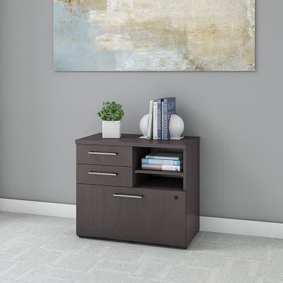 400 Series 30W Lateral File Cabinet by Bush Business Furniture