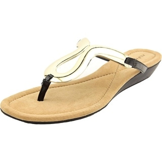 Alfani Farynn Women  Open Toe Synthetic  Wedge Sandal