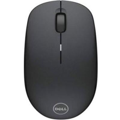 Dell Nnp0g Wm126 Wireless 1000 Dpi 3 Button(S) Mouse - Black