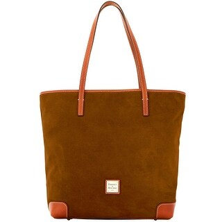 Dooney & Bourke Suede Everyday Tote (Introduced by Dooney & Bourke at $248 in Sep 2016) - Olive