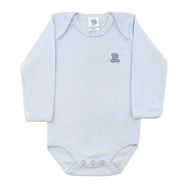 Baby Bodysuit Unisex Classic Long Sleeve Infants Pulla Bulla Sizes 0-18 Months
