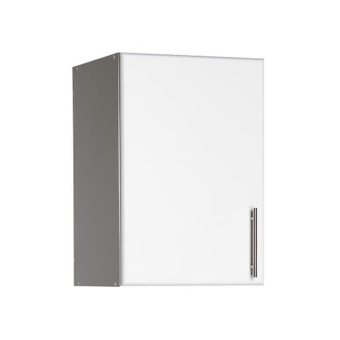 Prepac Elite 16-inch Stackable Wall Cabinet, Multiple Finishes - 16 Inch - 16 Inch