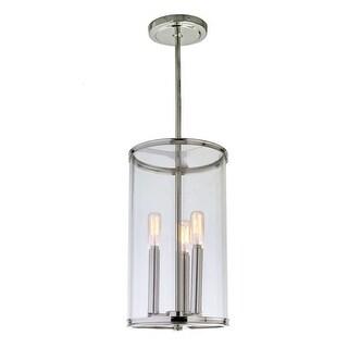 "JVI Designs 1243 Gramercy 3 Light 8"" Wide Pendant"