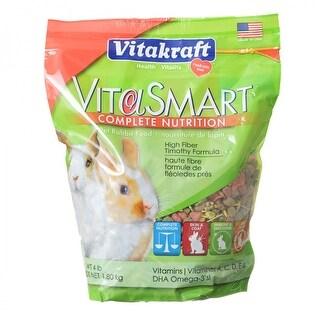 Vitakraft VitaSmart Complete Nutrition Rabbit Food 4 lbs
