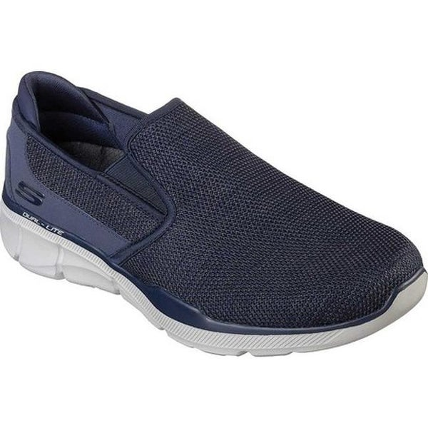 b27f42de0 Shop Skechers Men's Equalizer 3.0 Sumnin Slip-On Sneaker Navy - Free ...