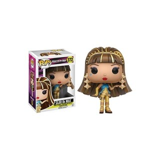 Funko POP Monster High - Cleo De Nile - Multi