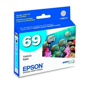 Epson DURABrite Ultra Cartridge Ink - Cyan InkJet Cartridge