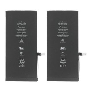 Battery for Apple 61600249 (2-Pack) Cell Phone Battery