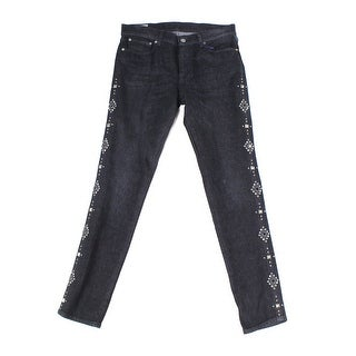 Polo Ralph Lauren NEW Women's Size 24 Slim Fit Embellished Jeans