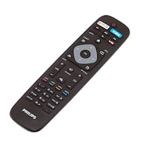 OEM Philips Remote Control Originally Shipped With: 55PFL6900, 55PFL6900/F7
