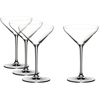 Riedel Extreme Martini Glasses Value Gift Pack