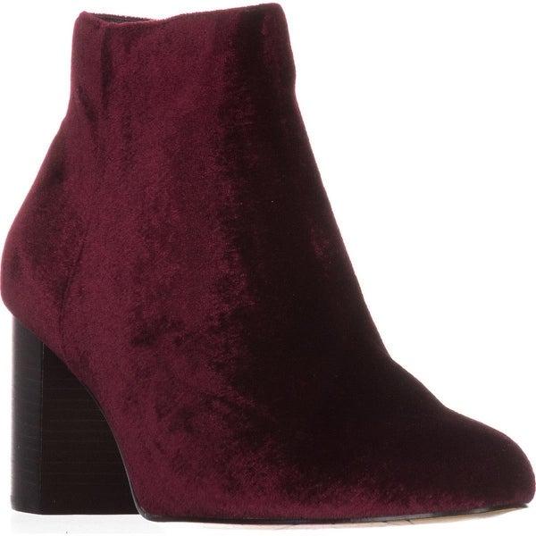 Bella Vita Klaudia II Ankle Boots, Burgundy - 12 us