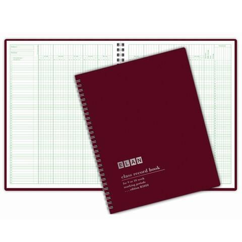 (4 Ea) Class Record Book 9-10 Wk 50 Names