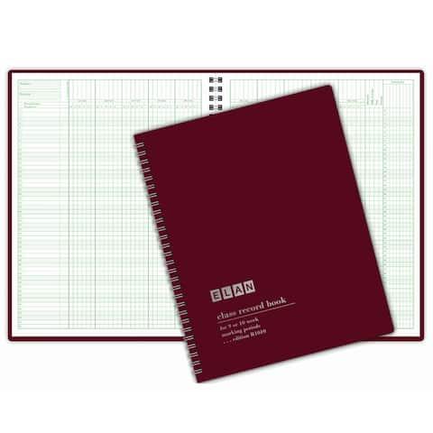 Class Record Book 9-10 Wk 50 Names