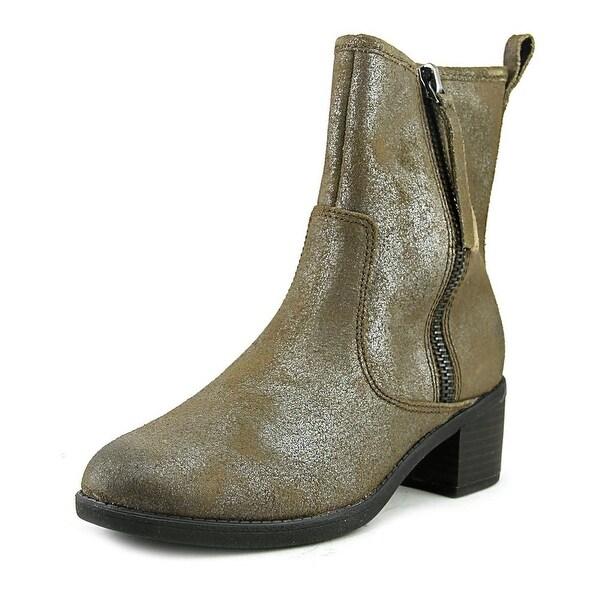 Clarks Nevella Devon Women Dark Taupe Boots