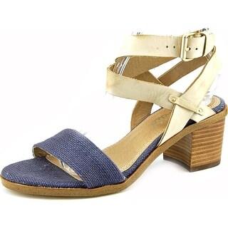 Splendid Kayman Open Toe Canvas Platform Sandal