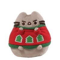 "Pusheen 4.5"" Holiday Sweater Plush - multi"