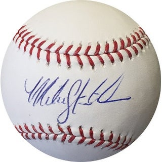 Mike Stanton signed Official Major League Baseball (Atlanta Braves/New York Yankees)