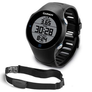 Refurbished Garmin Forerunner610 Watch with Heart Rate Monitor Forerunner 610 with Premium HRM (010-00947-10 )