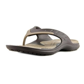 Crocs Modi Sport Flip Men  Open Toe Synthetic  Flip Flop Sandal