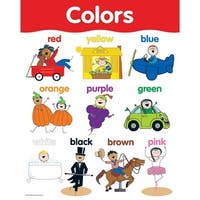 Colors Small Chart
