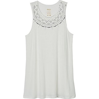 RVCA Womens Spacial Tunic Tank