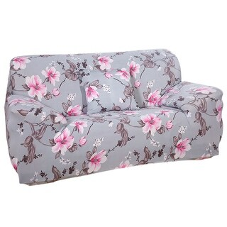 Stretch Fabric Sofa Cover Slipcovers for Loveseat Couch Chair 1/2/3 Seats