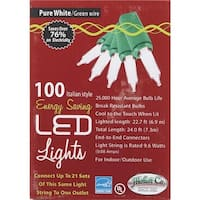 J. Hofert 100Lt Led Mini Clr Light 2290-02 Unit: EACH