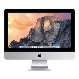 Refurbished Apple iMac 21.5 Inch AIO iMac
