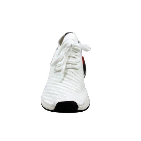 nmd r2 primeknit white