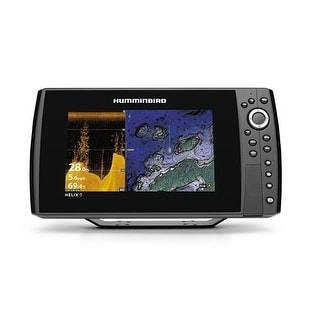 "Humminbird Helix 9 Chirp DI/GPS G2N Combo 9"" Display Fishfinder w/ Transducer"