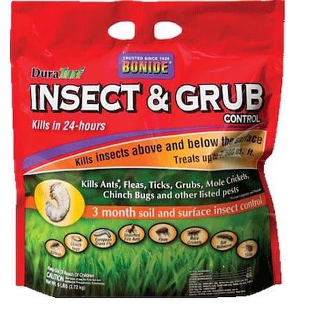 Bonide 60365 Duraturf Insect & Grub Killer, 18 lbs
