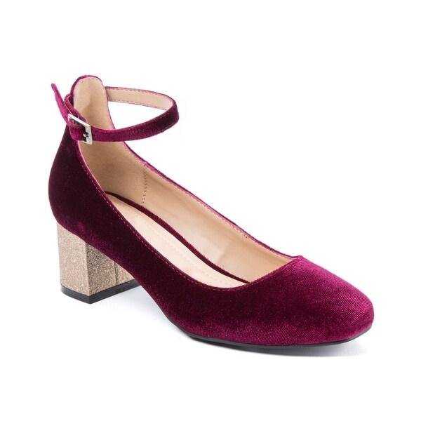 Andrew Geller Naughtica Women's Heels Chianti