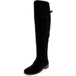 Charles By Charles David Reed Wide Calf Women Round Toe Suede Over the Knee Boot