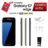 """Samsung Galaxy S7 Edge 32GB SM-G935T Unlocked GSM T-Mobile 4G LTE 5.5"""" Android Smartphone"""