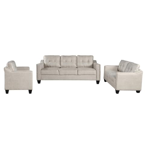 Clihome 3 Piece Living Room Set - N/A